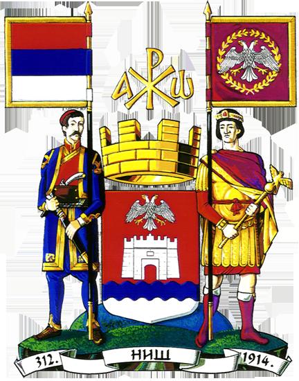 Grad Niš Grb